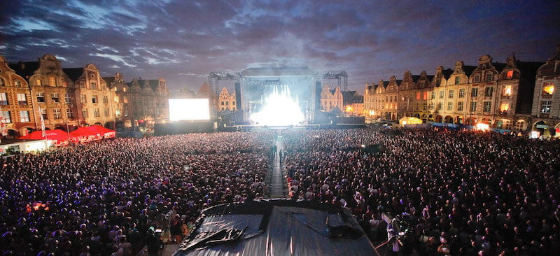Weezevent-Playpass clients include France's Main Square festival