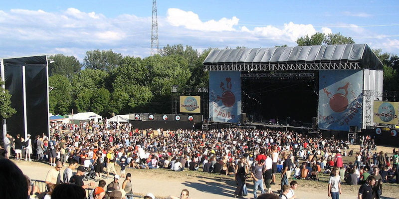 Paléo Festival Nyon, Switzerland