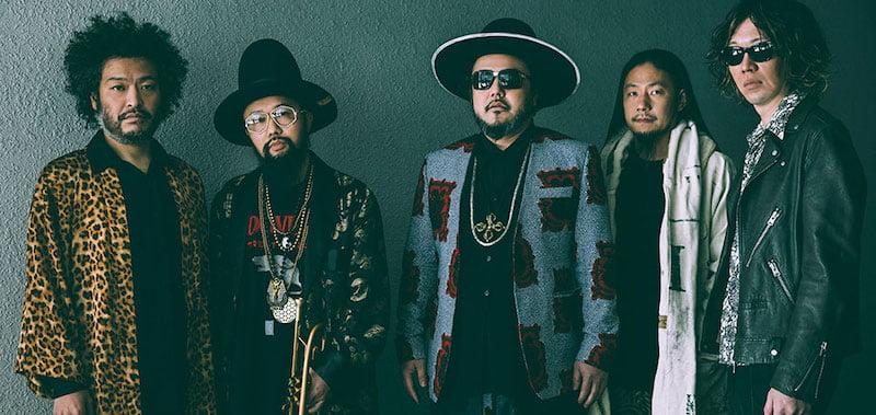 "Soil & ""Pimp"" Sessions headline day two of Love Supreme Jazz Festival Japan"