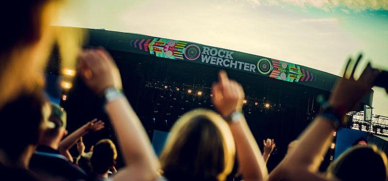 Rock Werchter will return in 2022