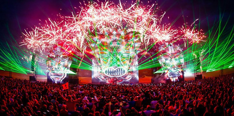 The Back to Live test festivals will take place on the Defqon 1 site in Biddinghuizen