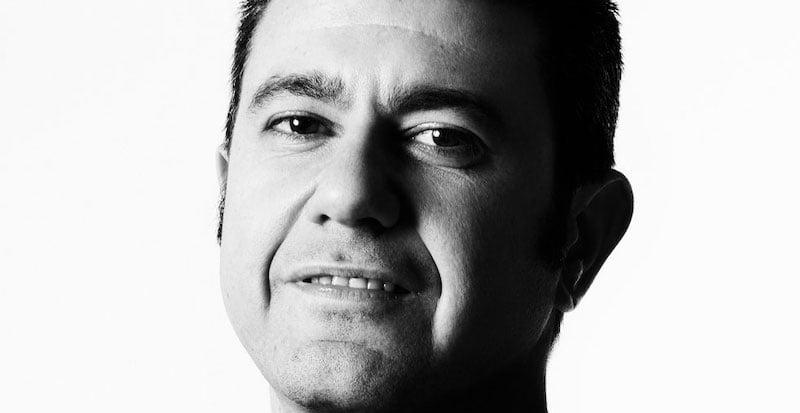 Artist First founder Claudio Ferrante
