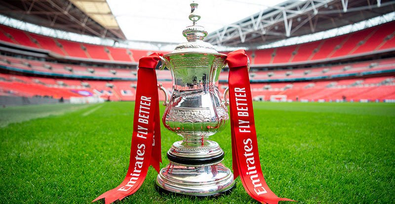Football's FA Cup final takes place at Wembley Stadium on 11 May