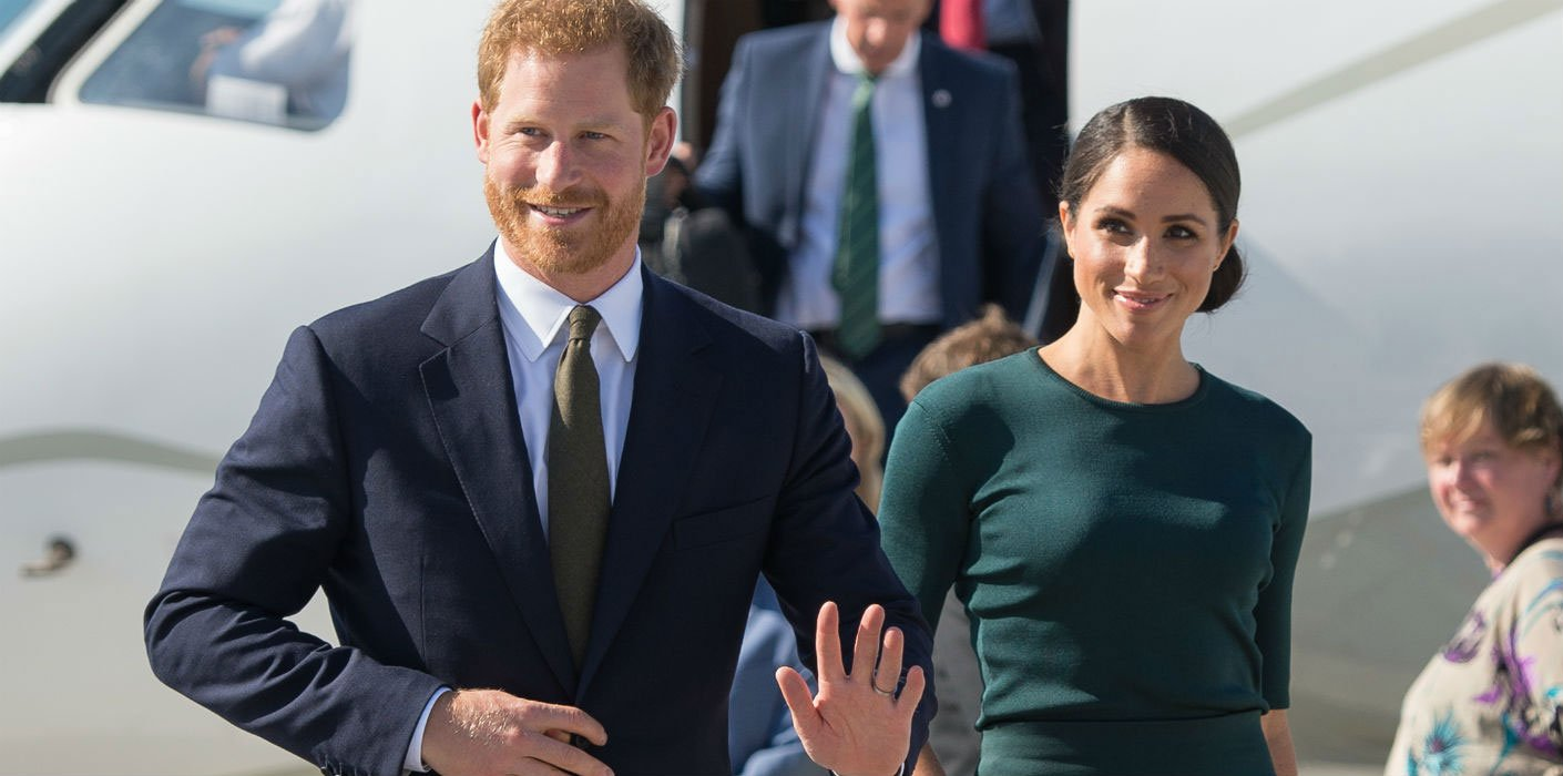 Harry and Meghan, Duke and Duchess of Sussex