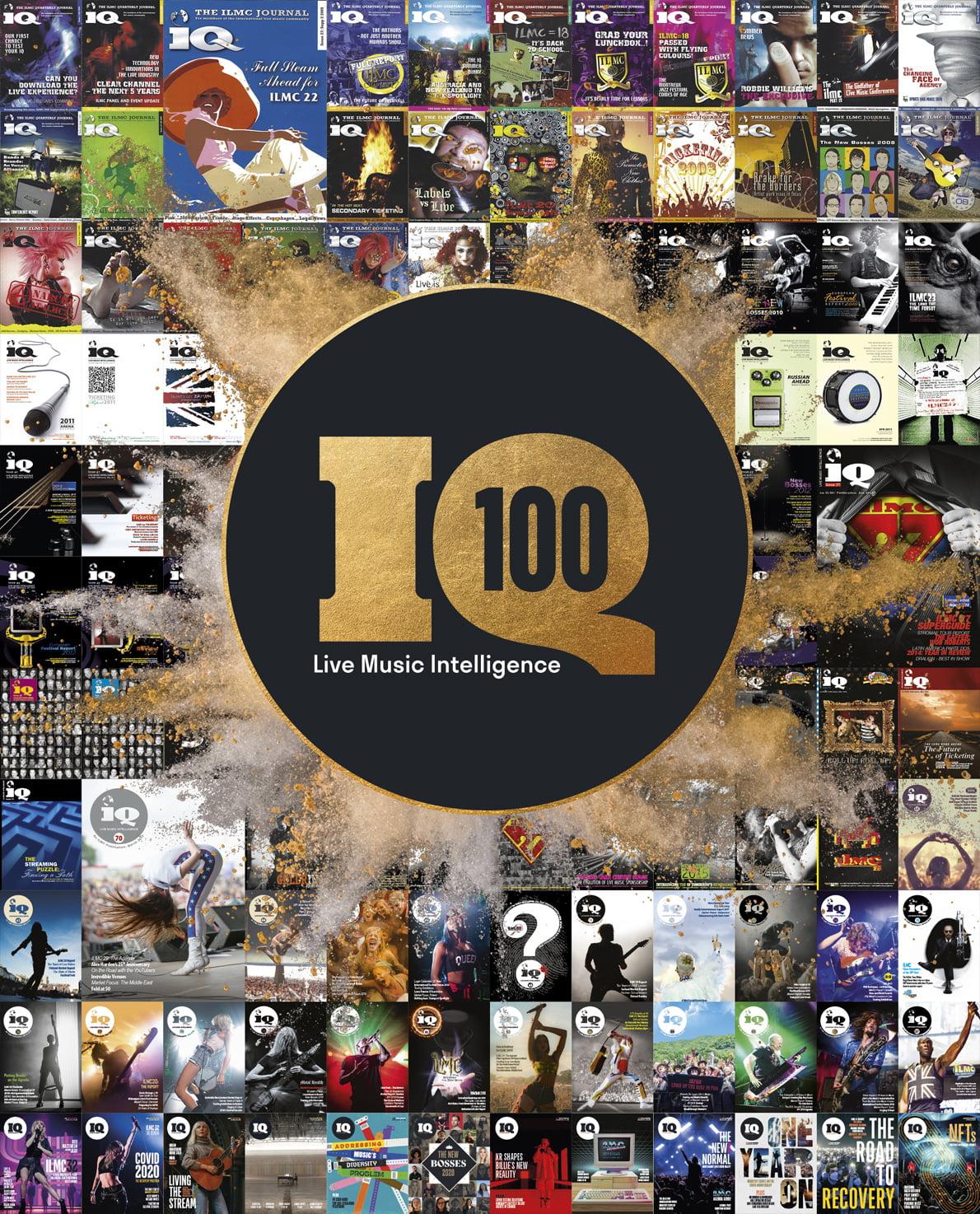 IQ Magazine - Issue 100
