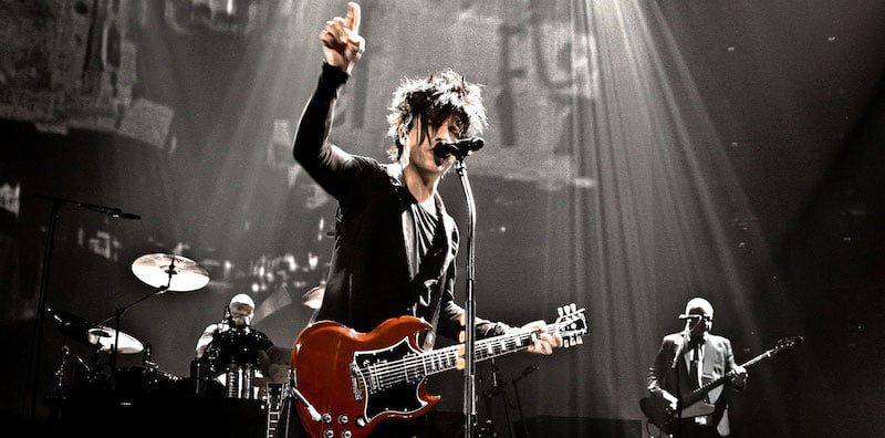 Indochine will perform at Accor Arena for the Paris test concert