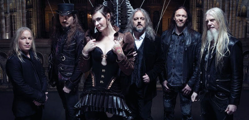 Nightwish is Till Dawn They Count's biggest act