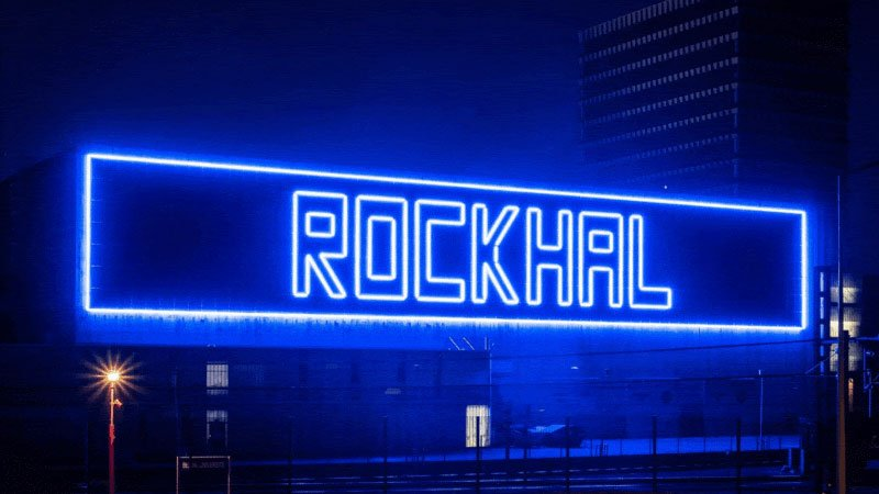 Rockhal in Luxembourg on Europe Day