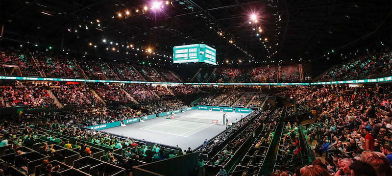 The Rotterdam Open, held at the Ahoy arena in March, was a Fieldlab event