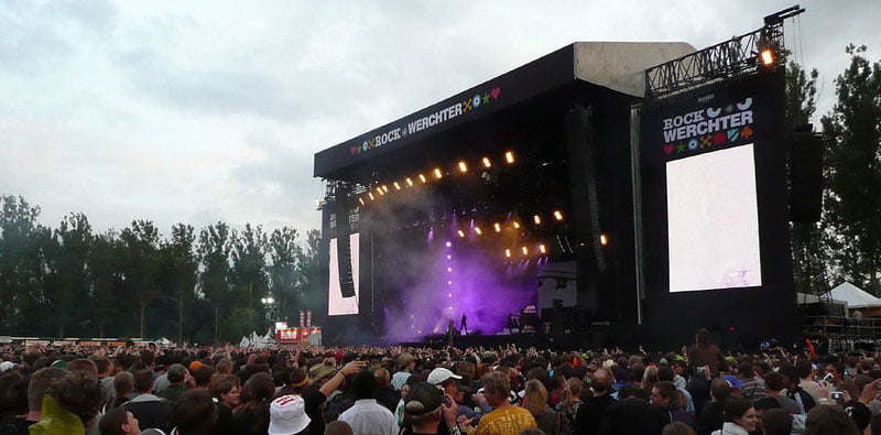Werchter Parklife will take place on the site of the flagship festival