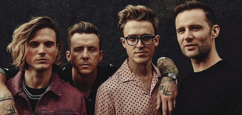 McFly are one of a number of acts who would be forced to cancel planned shows if 21 June was delayed