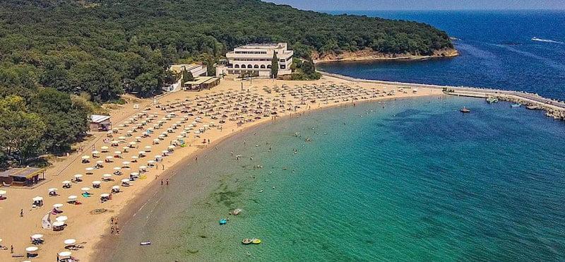 Sunland will take place on Perla Beach, near Primorsko, Bulgaria