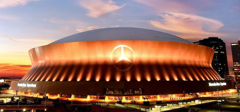 ASM Global's Superdome stadium in New Orleans