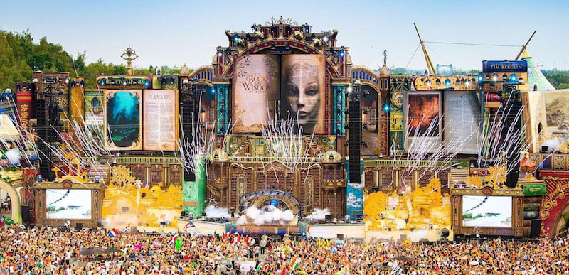 The 15th Tomorrowland Belgium took place in 2019
