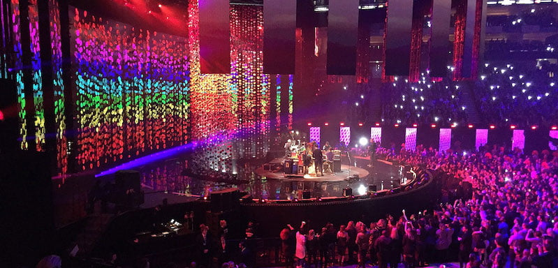Brit Awards 2021 took place as part of the Events Research Programme (ERP)