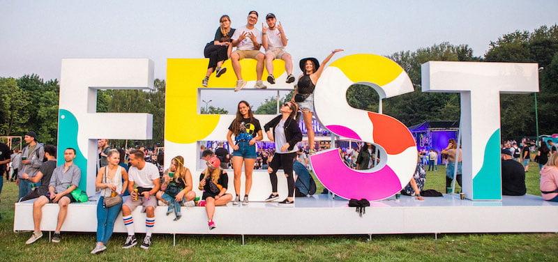 Fest Festival 2019 attendees