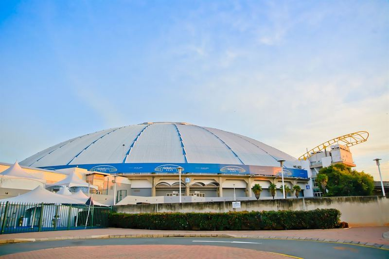 Ticketpro Dome in south africa