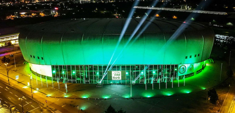 PSD Bank Dome, Dusseldorf