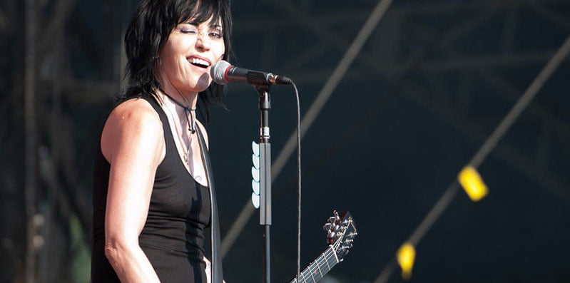 Joan Jett has used StageIt's services to monetise her livestreams