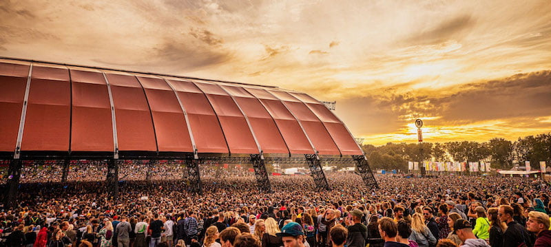 Lowlands has been forced to cancel a second consecutive year