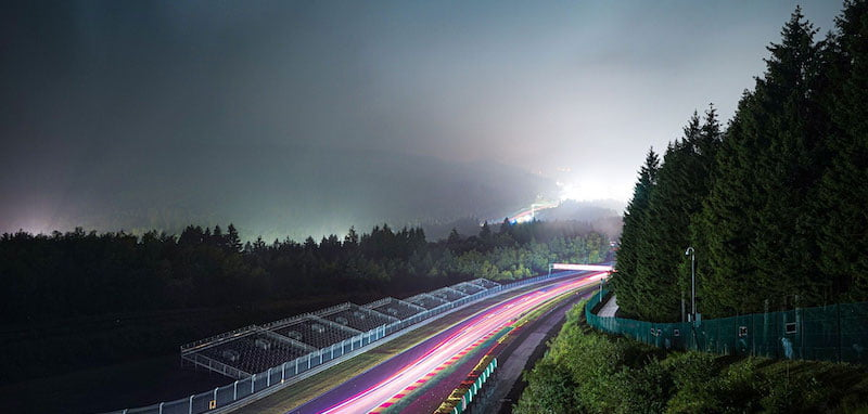 The Belgian grand prix at Spa-Francorchamps will use the Covid Safe Ticket