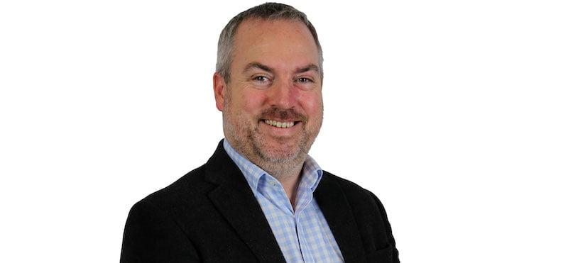 WMMB board member Guy Dunstan (NEC Group)