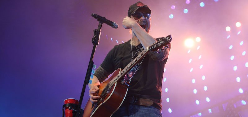 WME's Eric Church is touring the US this autumn