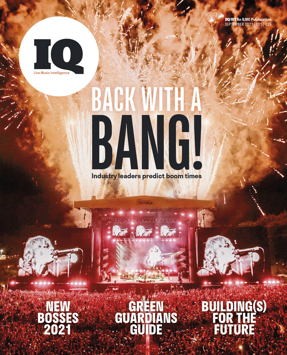 IQ Magazine - Issue 103