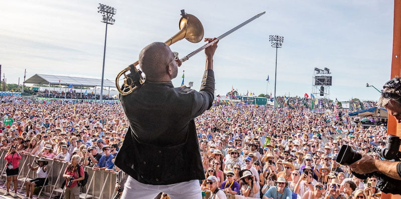 New Orleans Jazz & Heritage Festival 2021 has been called off