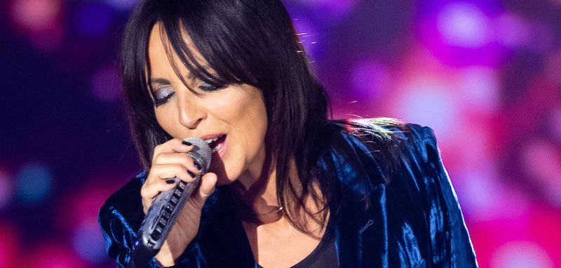 Nena performing in 2018