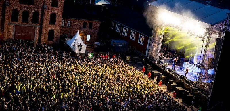 TACD's Gefle Metal Festival returns next summer