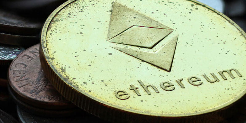 Most NFTs are part of the Ethereum blockchain