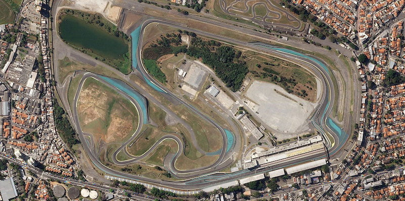 The Town will take place at the Interlagos race track, Sāo Paulo