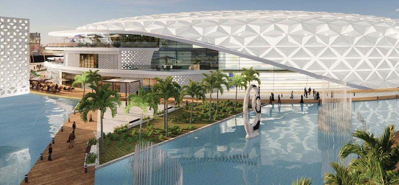 Jeddah Arena, Airport City, Saudi Arabia