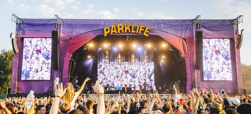 Parklife co-founder Sacha Lord welcomes the Live Events Reinsurance Scheme