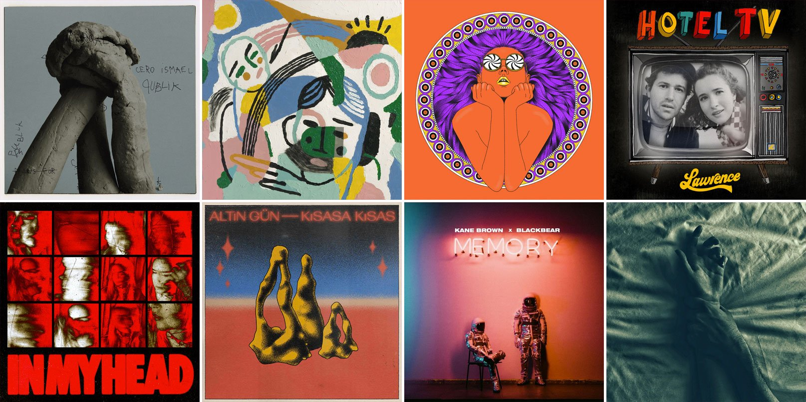 IQ August New Music playlist