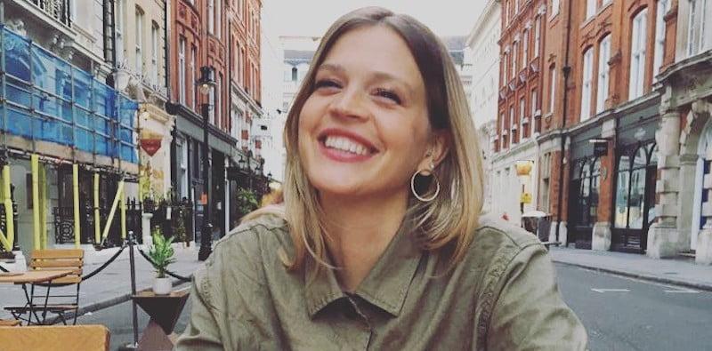 Anna Parry, the O2