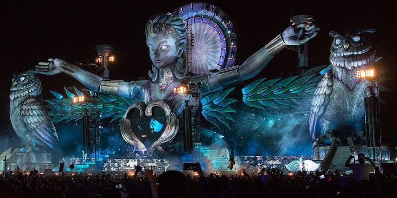 Ocesa promotes Electric Daisy Carnival Mexico
