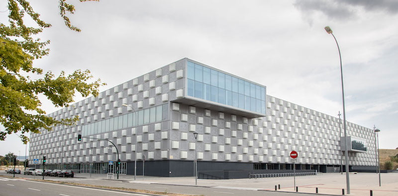Navarra Arena, Spain