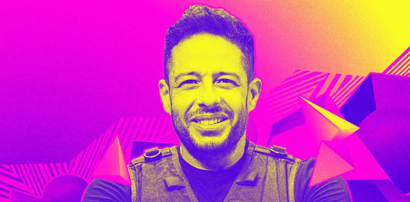 Mohamed Hamaki will be the first act to perform for Fortnite's Soundwave Series