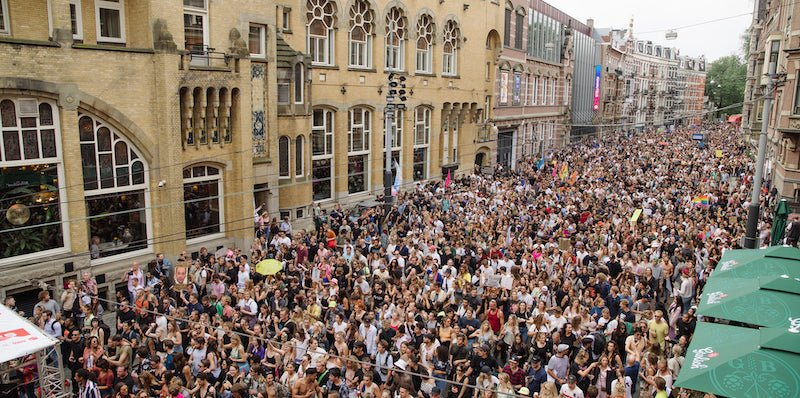 Saturday's Unmute Us protest was the largest the country has ever seen