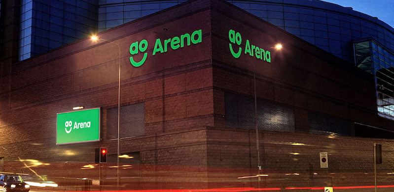 ASM Global's AO Arena Manchester joins the EAA