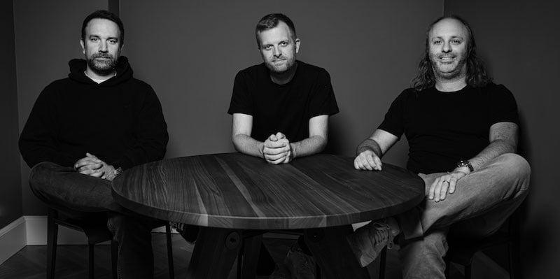 Matt Schwarz, Dennis May, Marc Seemann