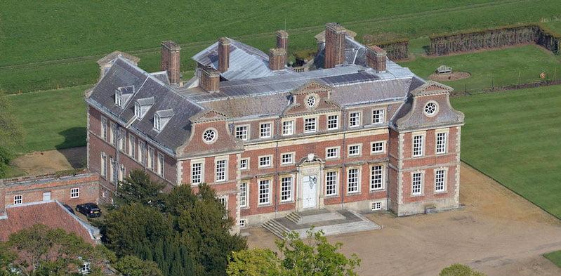 Wide Skies & Butterflies is to be held at Raynham Estate in Norfolk, UK