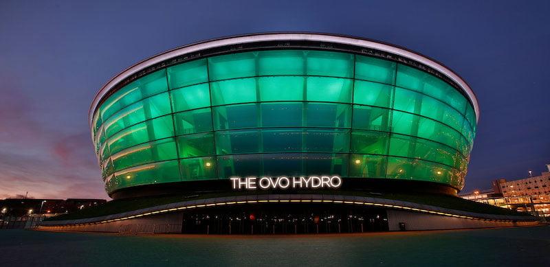 OVO Hydro, Glasgow